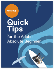 Quick Tips for the Adobe Absolute Beginner